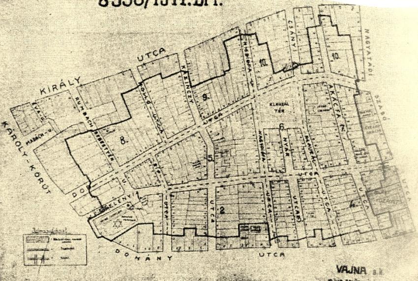 Wikipedia - Ghetto map