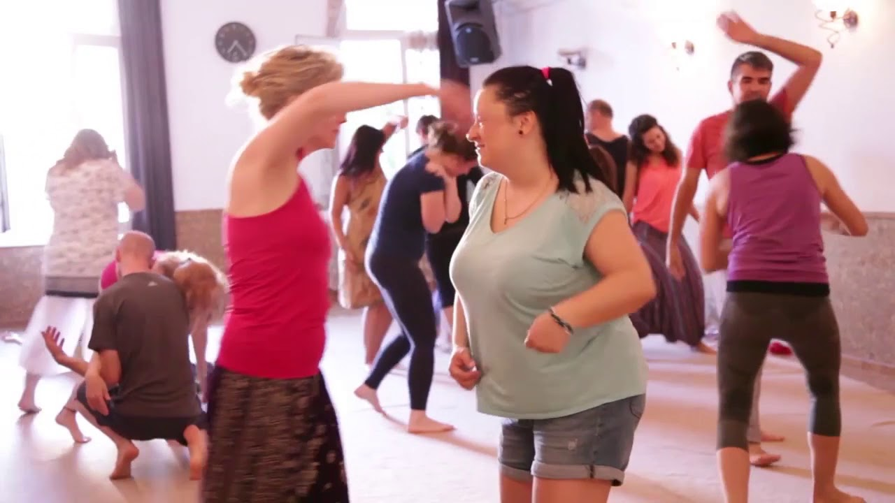 ritual dance workshop